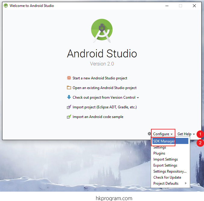 LibGDX: Using Android Studio IDE