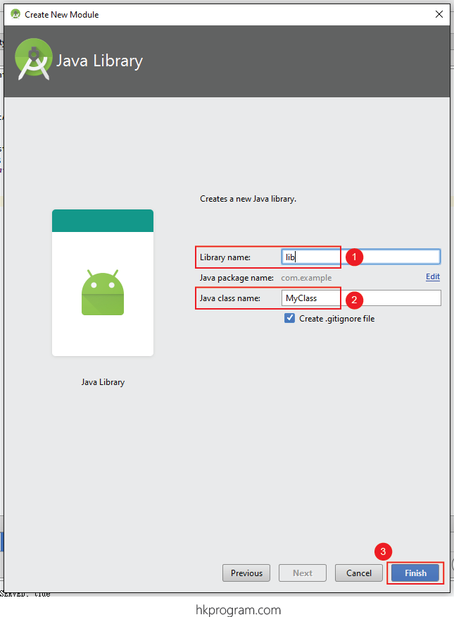 LibGDX:  Use Android Studio to Run Java Hello World