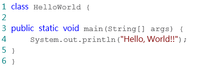 Standard Java Naming Conventions